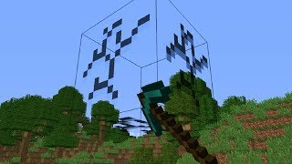 Mining Air Blocks in Minecraft!
