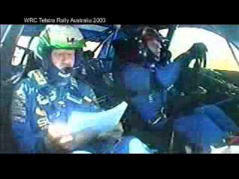 WRC Telstra Australia 2003
