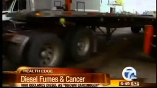 WHO: Diesel fumes cause cancer
