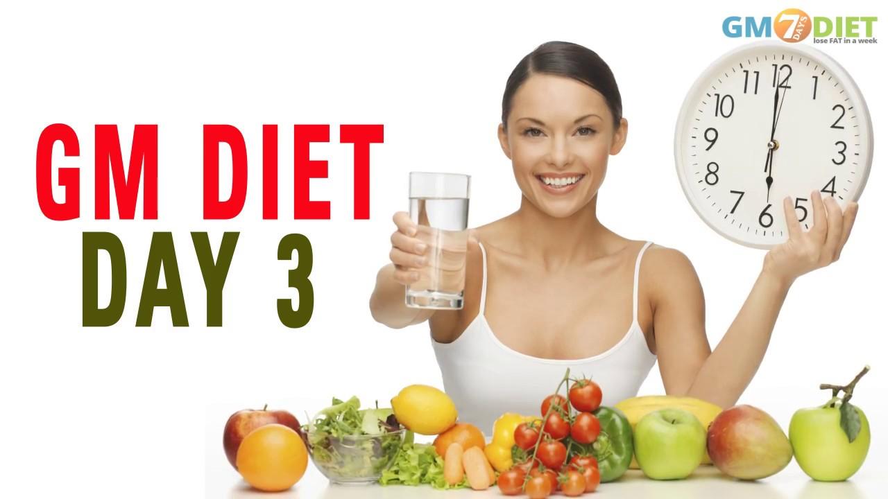 day 3 g m diet