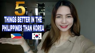 5 REASONS why  Philippines is BETTER than  korea.🇵🇭🇰🇷