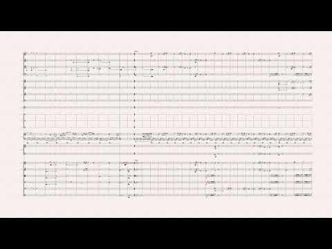 Avid Sibelius Ultimate 2018 composition for Piano and Orchestra