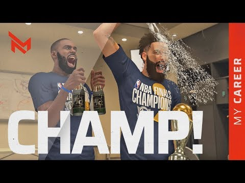 WE are the CHAMPIONS! Parade + Party! [#61] - Lets Play NBA 2K20 MyCareer