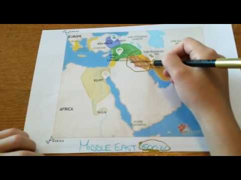 Ancient middle east 1500 BC