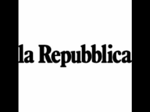 MASSIMO LUGLI DE LA REPUBBLICA RADIO CITTA' RADIO IES (AGGRESSIONE ALBERTO BONANNI)