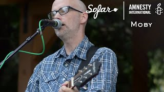 Moby - We Are All Made of Stars | Sofar Los Angeles - GIVE A HOME 2017