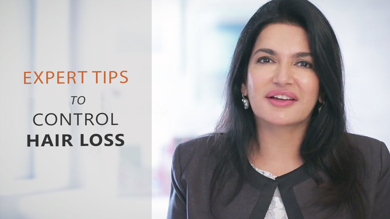 How To Stop Hair Loss Expert Tips To Follow Youtube