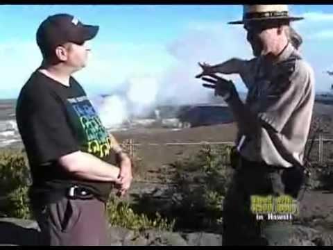 Visiting The Big Island of Hawaii on TAPED WITH RABBI DOUG