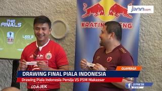 Drawing Piala Indonesia Persija VS PSM Makassar - JPNN.COM