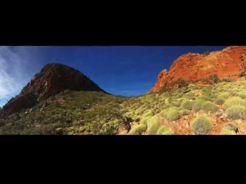 Larapinta Trail in 3 Minutes (2016)