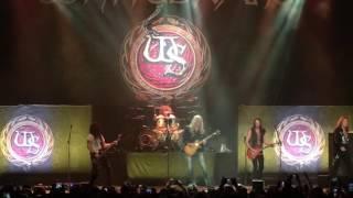 Whitesnake - Here I go again ft. Adrian Vandenberg (live 2016 Tilburg 013)