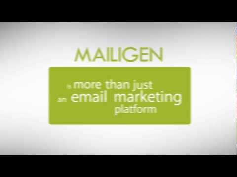 Mailigen Email + Social + Mobile marketing