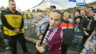 Olympique Lyonnais 2 - 0 FFC Frankfurt UEFA Women's Champions League Final Munich 2012