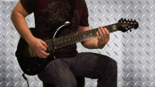 Yngwie Malmsteen Rising Force Guitar Cover