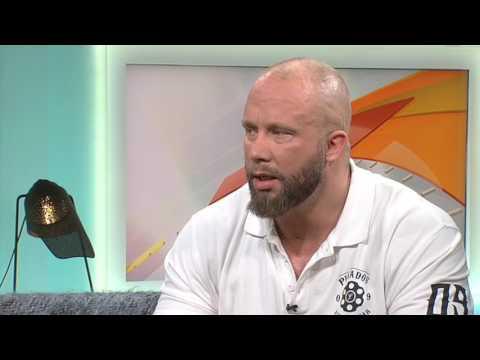 Cannonballin ex-jäsen Marko Lönnqvist MTV:llä