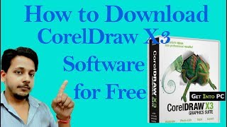 How to download CorelDraw Graphics Suite X3 free Download
