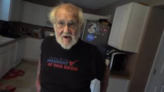AngryGrandpa - The Burger King Whopperito!
