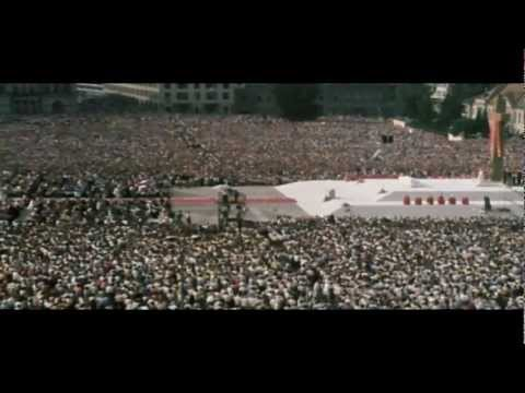 De Press - Pieśń o śmierci Jana Pawła II  (teledysk)