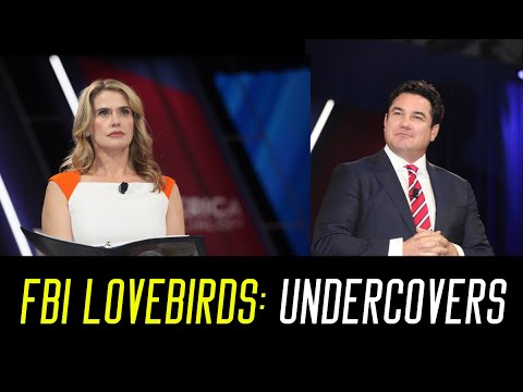 FBI Lovebirds | How Two FBI Operatives Tried To Take Down Donald Trump; Dean Cain & Kristy Swanson
