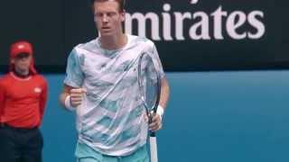 AO Expert: Murray v Berdych (SF) - Australian Open 2015