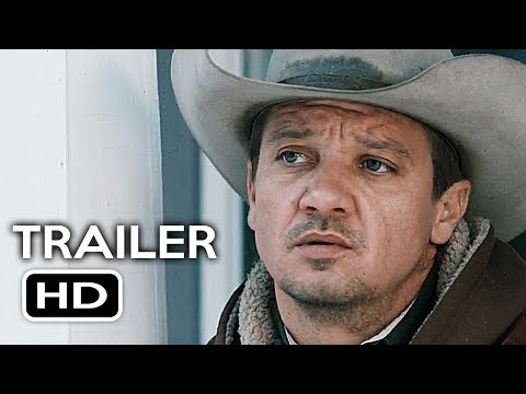 Wind River Official Trailer #2 (2017) Jeremy Renner, Elizabeth Olsen Thriller Movie HD