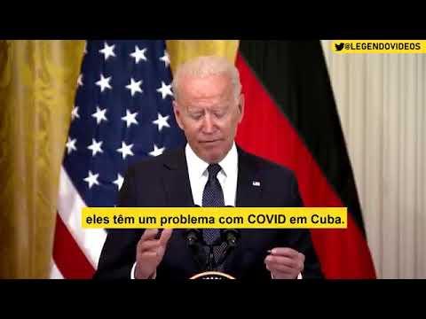 Joe Biden: O comunismo é um sistema falido.  E não vejo o socialismo como um substituto muito útil