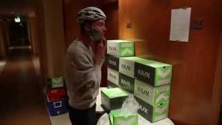 Gambar cover An Post CRC 2015 partnership with KASK helmets