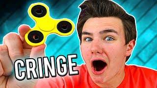TechSmartt: The Fidget Spinner Cringe God