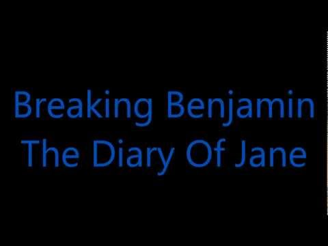Breaking Benjamin Diary Of Jane Lyrics
