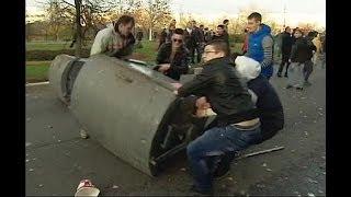 Ρωσία: Συγκρούσεις εθνικιστών με μετανάστες - Σε συναγερμό οι αρχές στη Μόσχα