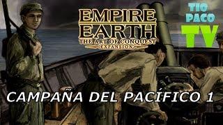 Empire Earth: The Art of Conquest - Campaña del Pacífico 1 - Ataque al portaaviones