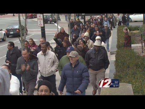 Providence Hotel Workers Hold Protest