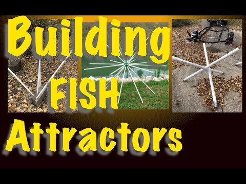 Building Fish Attractors For Crappie