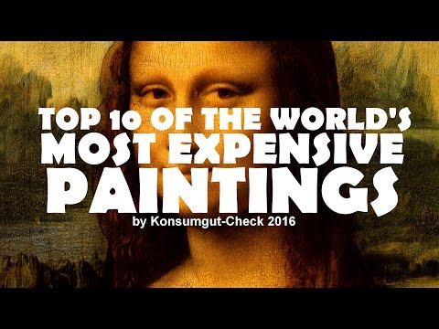 Top 10 Most Expensive Paintings in the World - Highest Prices At Auctions