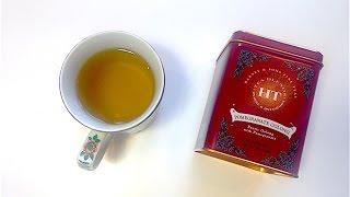 iHerb: Harney & Sons, Fine Teas, Pomegranate Oolong (Чай Улун с гранатом) - Видео обзор