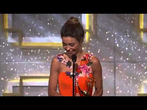 Amelia at Daytime Emmys 2014