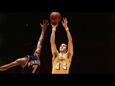 Thumbnail: Breaking Down Jerry West's Jump Shot