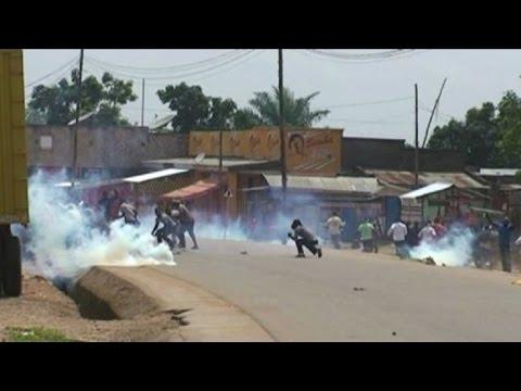 RD Congo: un mort par balle au cours d'une manifestation