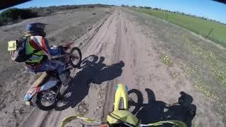 2018 AMTRA desert ride