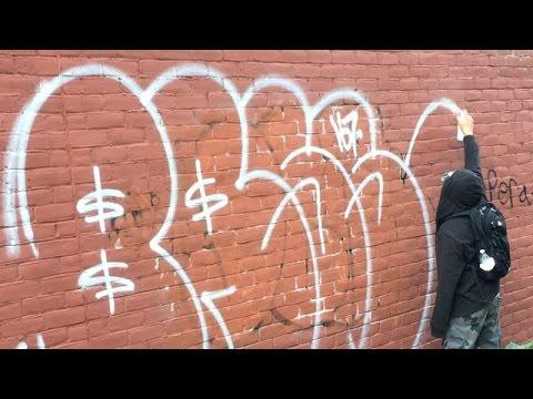 *NEW* Graff - MrDutch730 - Happy New Year 2017!! (Graffiti 2016)