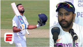 I've been ready to open in Test cricket for 2 years - Rohit Sharma | India vs. South Africa