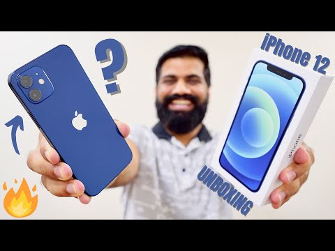Apple iPhone 12 Unboxing & First Look - A Powerful Premium Experience