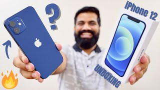 Apple iPhone 12 Unboxing & First Look - A Powerful Premium Experience🔥🔥🔥