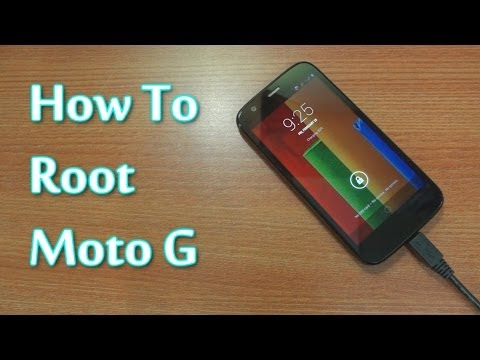 Simplest way to Root Moto G (Easiest & Safe)