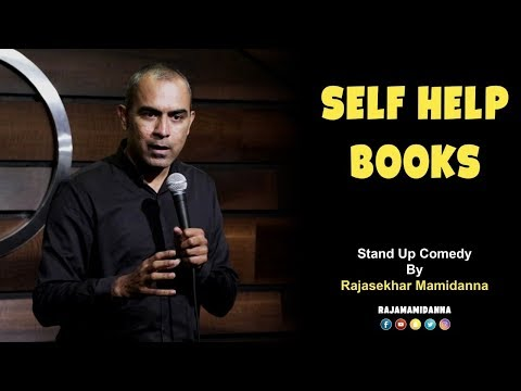 Self Help Books | Stand Up Comedy By Rajasekhar Mamidanna