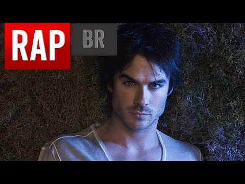 Rap do Damon Salvatore ( The Vampire Diaries ) | Prod. RVK Records | Viguel