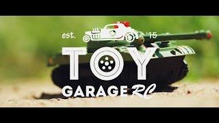 RC Tank Battle - Toy Garage RC. Танковый бой на радиоуправлении. Радиоуправляемые танки(Игрушки предоставлены интернет магазином http://toys.com.ua/radioupravlyaemyy-tank-v-nabore-2102-2b Р/У Танки 2 шт., аккум. Батареи..., 2015-06-04T10:12:00.000Z)