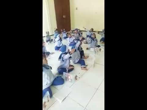 Eskul Melukis Dan Mewarnai TK ISLAM AL HAMID