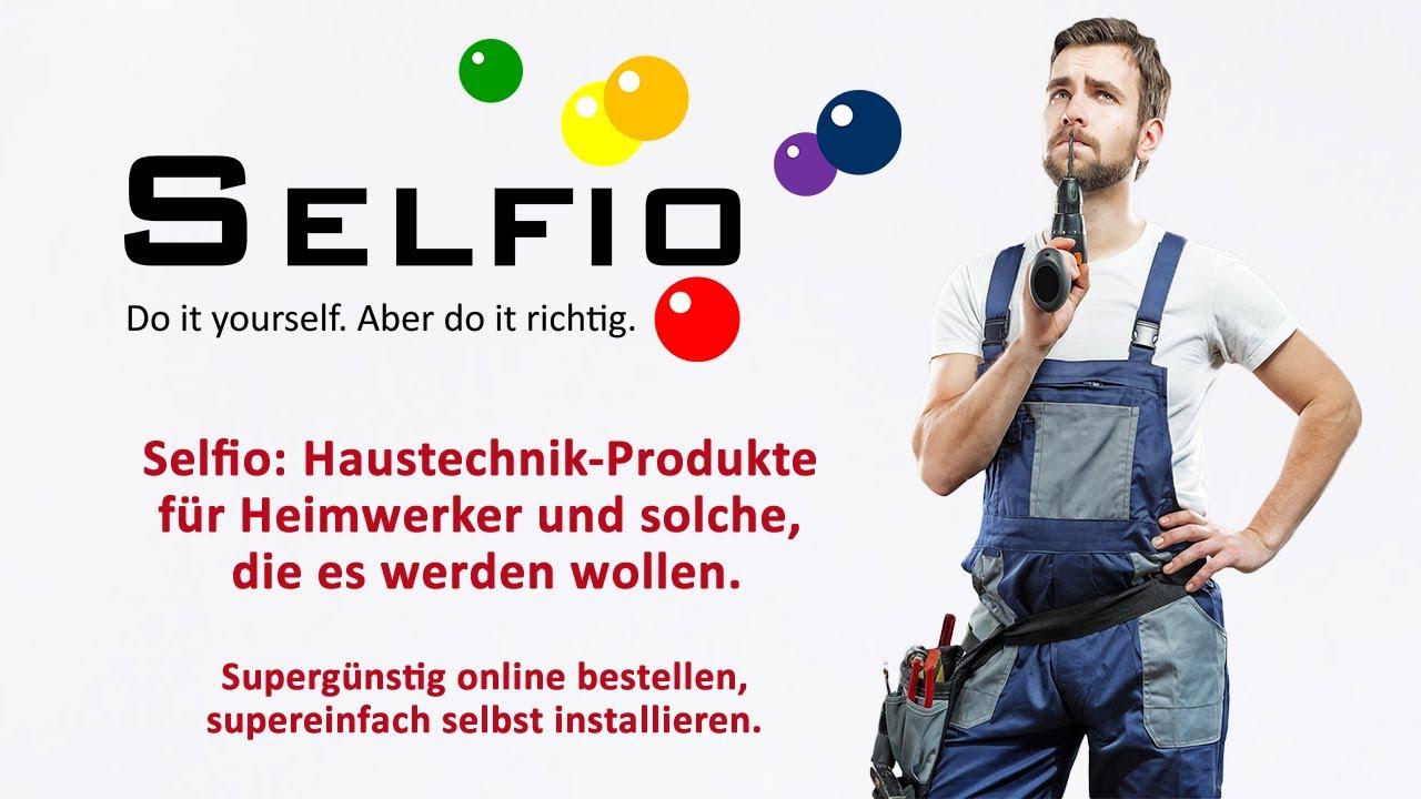 selfio - der onlineshop für heimwerker & selberbauer - youtube