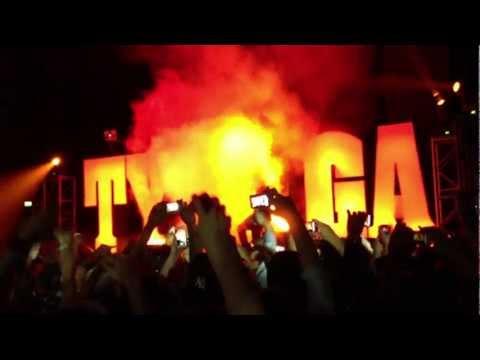 Tyga - Faded + The Motto  (Live) 1080p